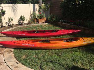 Pamlico 145 Kayak -Red for Sale in Irvine, CA