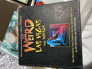 Weird Las Vegas Book for Sale in North Las Vegas, NV