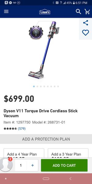 Dyson V11 Torque Drive Vaccum **NEW IN BOX** for Sale in Fort Worth, TX