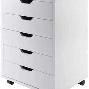 5 Drawer Organizer (NO WHEELS) Similar To IKEA Alex for Sale in Miami, FL