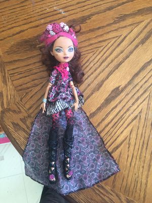 Monster high doll for Sale in Manton, MI