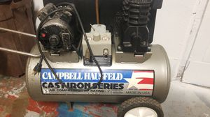 220 volt air compressor like new for Sale in Oklahoma City, OK