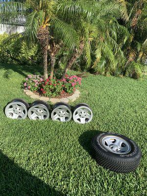 Jeep wheels for Sale in St. Petersburg, FL