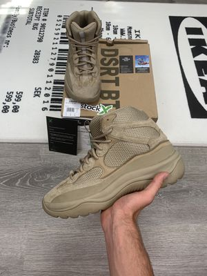 Yeezy Desert Boot Rock for Sale in VA, US