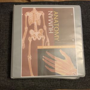 Human Anatomy BIO 231 3rd Custom Edition For Cypress College for Sale in Carson, CA