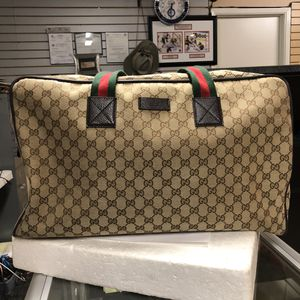 Gucci GG Nylon Duffle Bag for Sale in Scottsdale, AZ