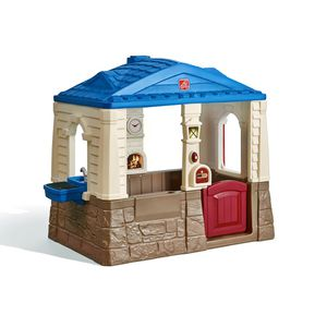 Neat and Tidy Cottage Blue Playhouse for Toddlers Outdoor Fun for Sale in Los Angeles, CA