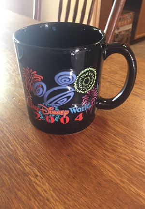 Disney World 2004 Large Coffee Mug 2004 for Sale in Troutville, VA