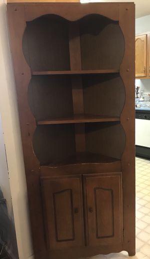 Corner cabinet for Sale in Simpsonville, SC