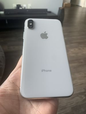iPhone X Factory Unlocked(desbloqueado) 64gb *NO FACE ID for Sale in Austin, TX