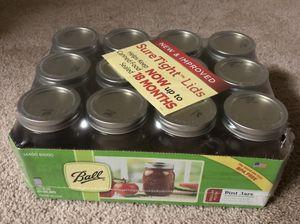 Canning Jars 16oz for Sale in Alexandria, VA