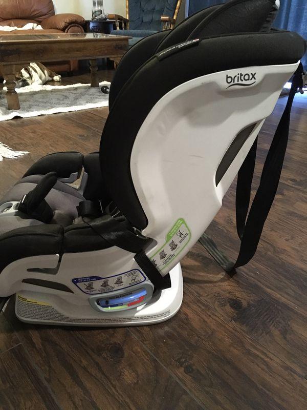 Britax safecell car seat