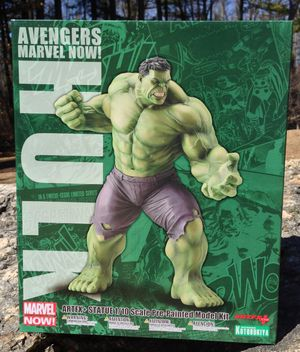 Kotobukiya Avengers Now ArtFx Statues for Sale in Hemet, CA