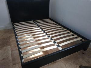 $225 Queen bed frame brand new free delivery same day for Sale in Miramar, FL