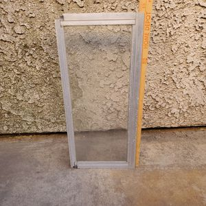 Vintage Trailer Window Pane for Sale in Ontario, CA