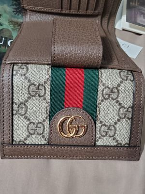 💥NWT Women's Gucci GG Ophidia Wallet Gold for Sale in Queens, NY