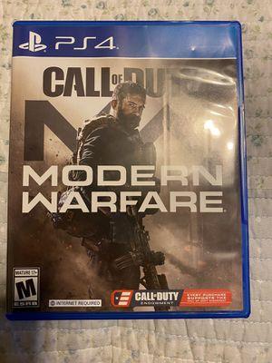 Call Of Duty Modern Warfare for Sale in Phoenix, AZ