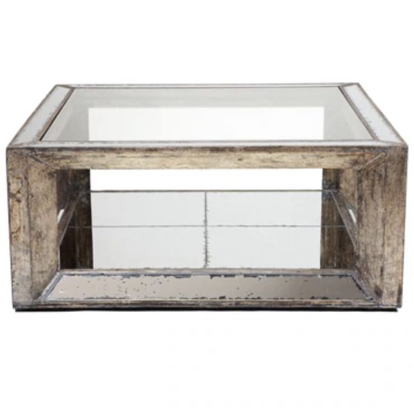 Z Gallerie Pascual Coffee Table