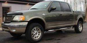 1-Owner 2002 Ford F150 King Ranch for Sale in Atlanta, GA