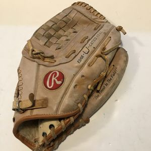 Rawlings RSE36 Tony Gwynn Signature Series 12-1/2 Left Baseball Glove Clean for Sale in West Dundee, IL