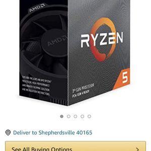 AMD Ryzen 5 3600 New In Box for Sale in Shepherdsville, KY