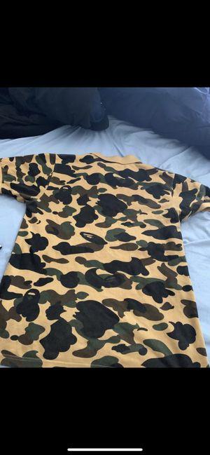 Bape shirt for Sale in Norfolk, VA