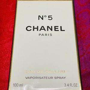 Chanel N 5 ( Eau De Perfume )100ml 3.4oz for Sale in Queens, NY