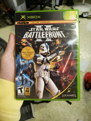 Star wars battlefront 2 for Sale in Parma, OH