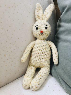 Handmade Amigurumi Crochet Bunny, Amigurumi Stuffed Animals, Crochet Dolls, Handmade Dolls Fox Penguin Bear Dog Cat, Amigurumi Disney Characters, Saf for Sale in Burlington, MA