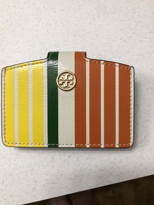 Tory Burch card holder for Sale in Plant City, FL