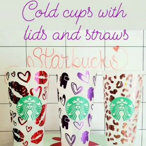 Starbucks Cold Cups for Sale in Whittier, CA