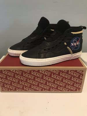 Vans space voyager black size 9 for Sale in Providence, RI