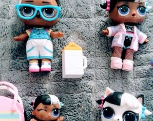 Boy Next Door LOL DOLLS Family Lot for Sale in Springfield,  MO