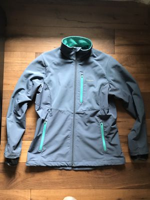 W's Patagonia Softshell Jacket - Wind and Water Resistant - Size M for Sale in Winston-Salem, NC