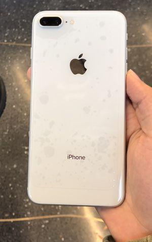 iPhone 8 Plus 64GB Factory Unlocked-Silver for Sale in Weehawken, NJ