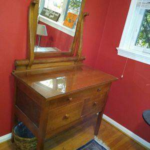 Dresser / Desk. Early 1900's for Sale in Arlington, VA
