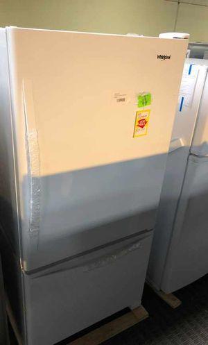 Whirlpool White Refrigerator single door 89VRB for Sale in Dallas, TX