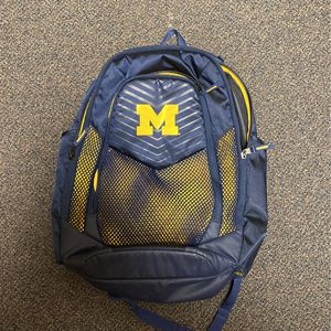 Michigan Nike Max Air Backpack for Sale in Saginaw, MI