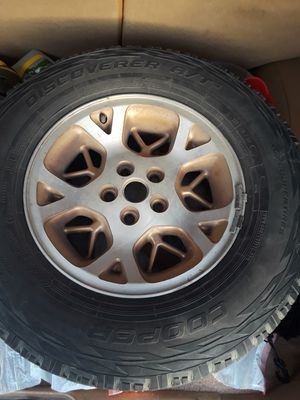 OFF ROAD TIRE AND RIM for Sale in Moreno Valley, CA