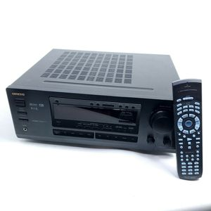 Vintage Onkyo AV Receiver Stereo Tuner Home Theatre, With REMOTE! $95 for Sale in Seattle, WA