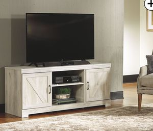 TV Stand w/LED Fireplace for Sale in Stamford, CT