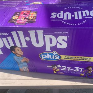 Huggies 2t-3t Pull Ups for Sale in Stanton, CA