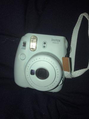 Instax mini 9 Polaroid camera for Sale in Oakdale, PA