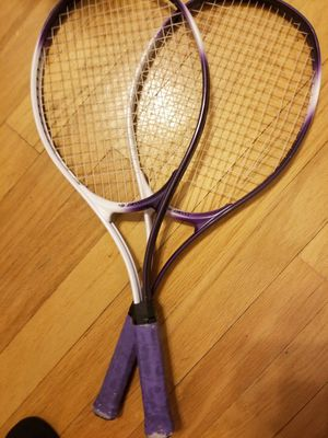2 tennis rackets for Sale in Tampa, FL