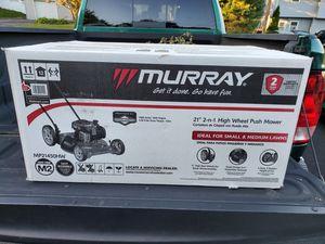 "Brand New Murray 21"" High Wheel Push Mower for Sale in Framingham, MA"