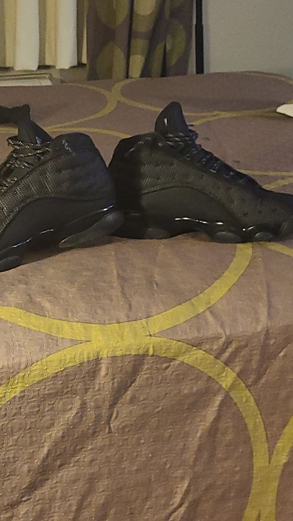 Blackcat 13s size 9.5 only worn5 xs$$100 obo