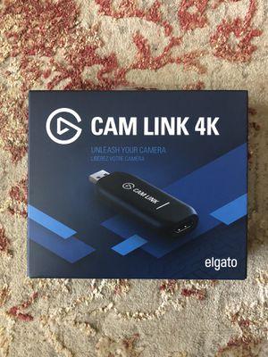 elgato Cam Link 4K for Sale in Hayward, CA