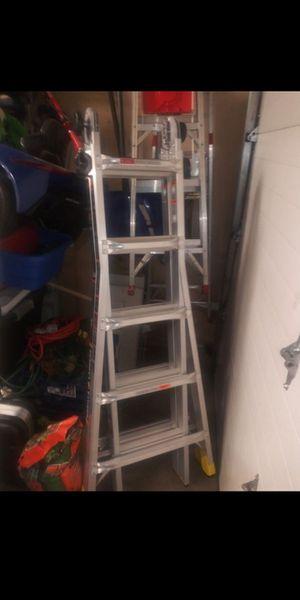 Guerilla ladder new 300lb limit for Sale in Naperville, IL