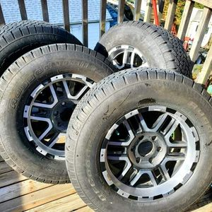 rims 17 6x135 Ford F-150 2010 for Sale in Seattle, WA