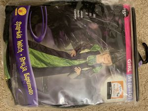Halloween Costume- Sparkle Witch - 8$ for Sale in Westerville, OH